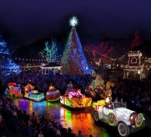 Christmastime in Branson