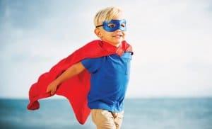 Super Hero Saturday & Food Trucks
