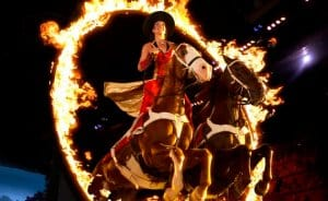 The Roman Rider!