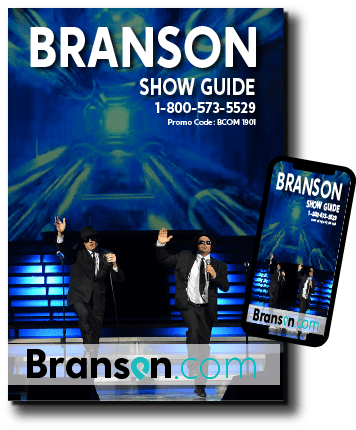 Branson Visitor Show Guide