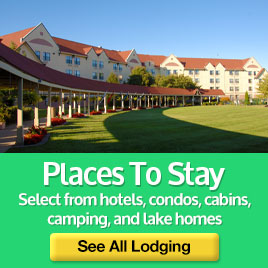 Click to Find Hotels and Lodging in Branson Missouri