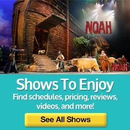Click to Find Branson Missouri Shows