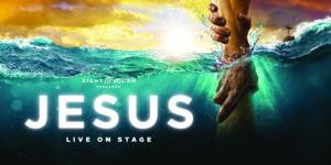 JESUS! Live on Stage Promo Graphic